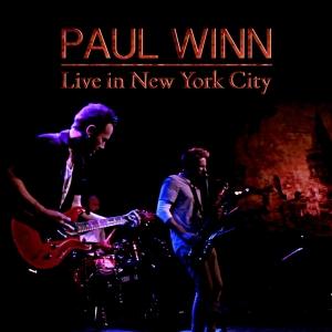 Paul Winn Live from New York City - Simon Fishburn