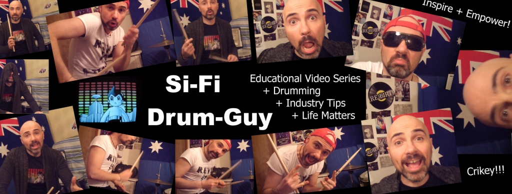 SiFi DrumGuy Facebook Cover Art - YouTube1.2